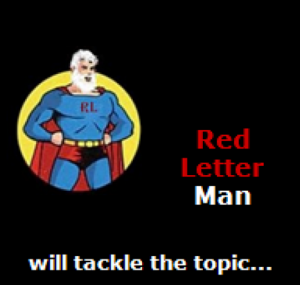 Red Letter Man