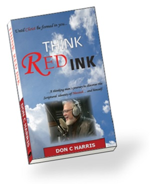 Think Red Ink Book 3D 300 x 369