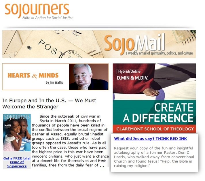Sojourners 3
